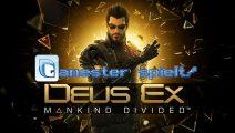 Gamester spielt Deus Ex Mankind Divided